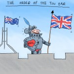Mad Monks and the Order of the Tin Ear