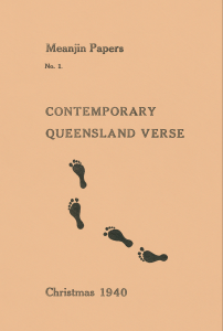 Meanjin first edition cover