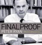 Peter Ryan: 'my life as a leper'