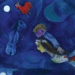 Chagall's Wife