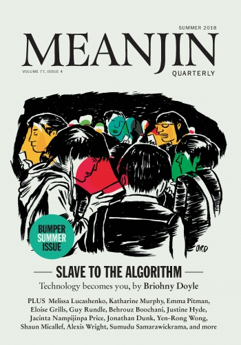 Image result for Meanjin Summer 2018